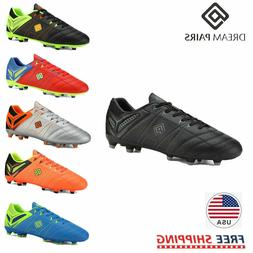 DREAM PAIRS Men Soccer Shoes Football Sneakers Soccer Outdoo