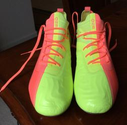 Puma One OSG FG/AG  Athletic Soccer Cleats Shoes 105956-01